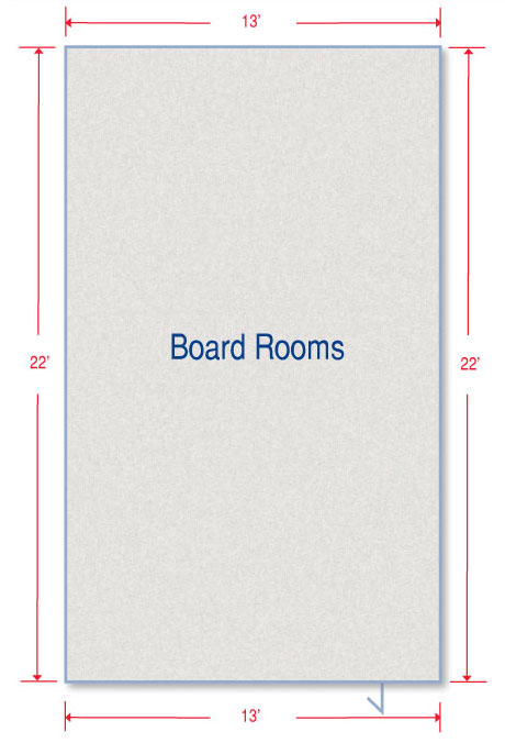 Meetings/ Events Board Rooms