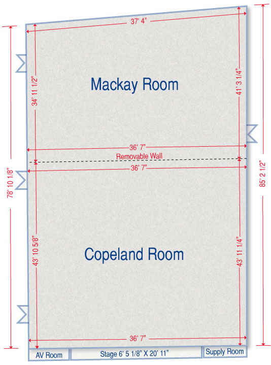 Meeting Rooms: Copeland Mackay
