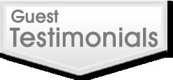 Guest Testimonials