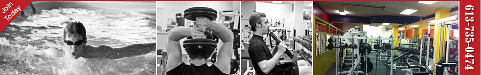 Pembroke Fitness Centre's Packages & Hours of Operation