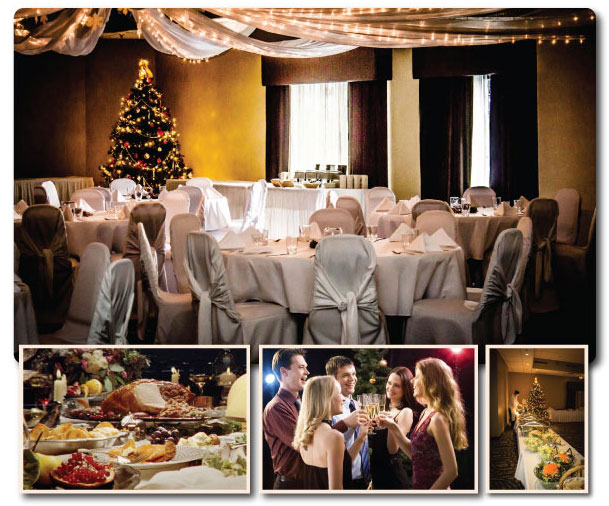 Private & Community Christmas Parties