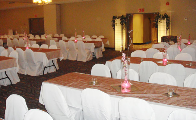 Accommodation and wedding halls made perfect by BEST WESTERN Pembroke Inn