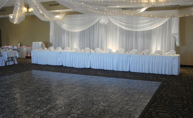 A perfect venue for weddings of 50 to 350 people