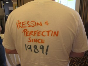 Pressin & Perfectin Since 1989
