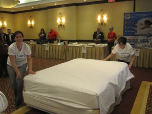 BEST WESTERN Pembroke Sheet Disturbers GET IT DONE!