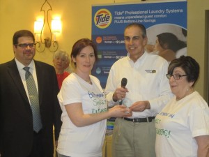 BEST WESTERN Pembroke Sheet Disturbers Awarded for Outstanding Efforts