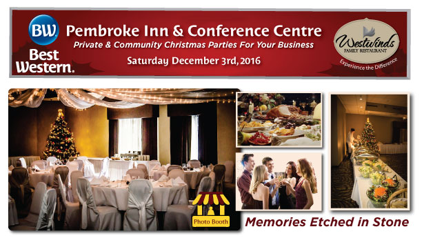 Join Us for your private or business Christmas Party