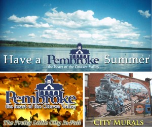 Pembroke is also known as 'The Pretty Little City'