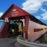 Fort Coulonge is the 2nd oldest, 3rd longest covered bridge in Canada