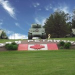 Garrison Petawawa is the largest military base in Canada