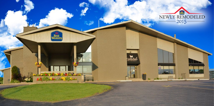 BEST WESTERN Pembroke Inn & Conference Centre located in the heritage city of Pembroke