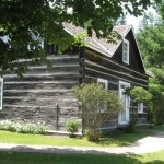 The Champlain Trail Museum preserves and presents the history of the Upper Ottawa Valley