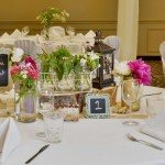 Copeland Room Table Set up