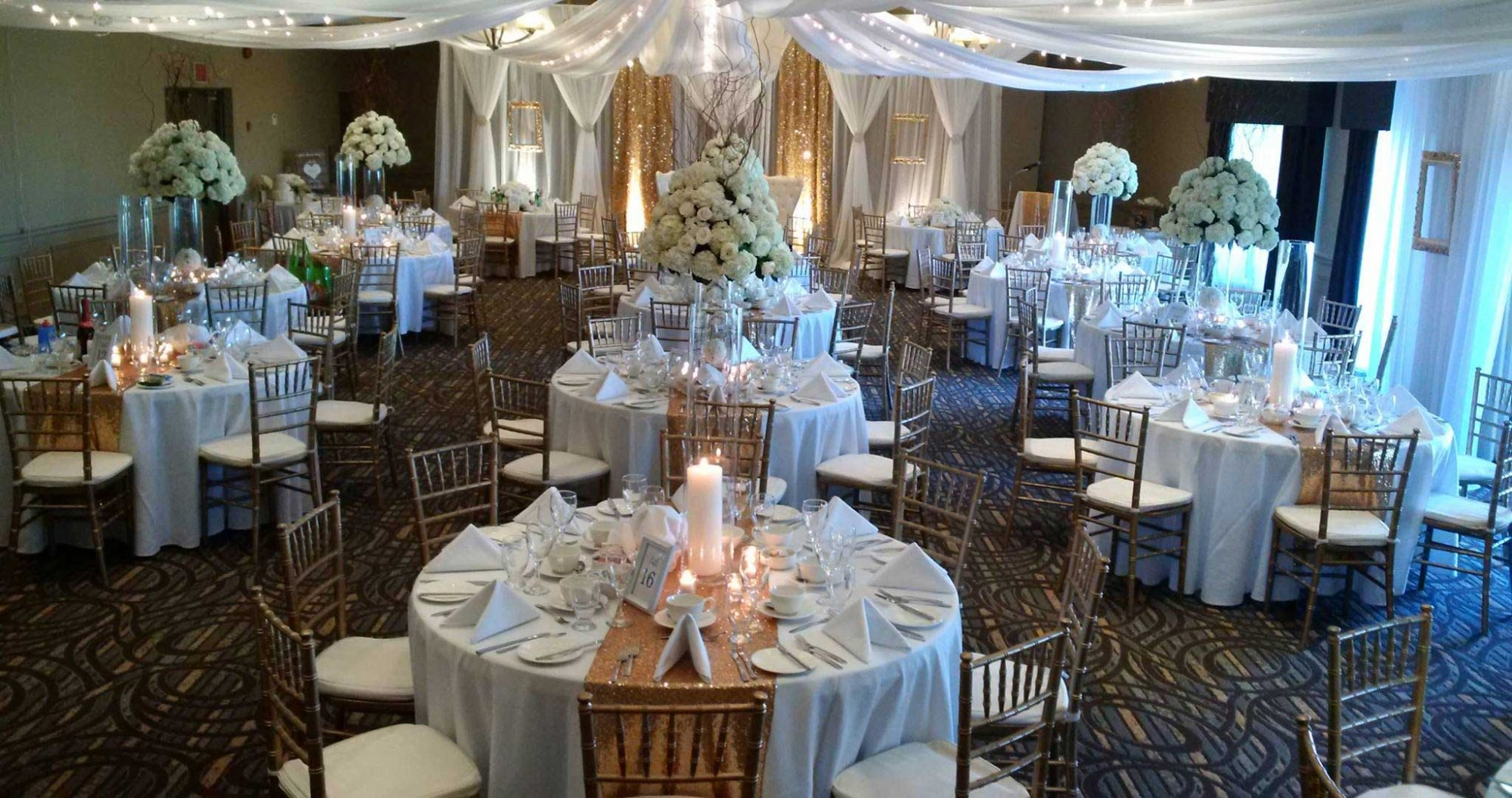 Wedding Venue Rental Special