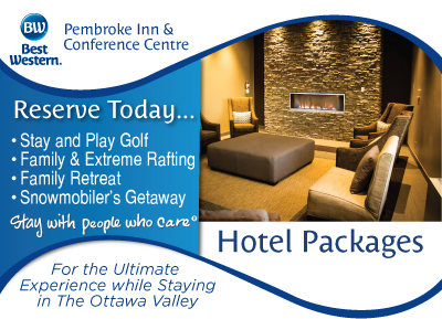 Ottawa Valley's Ultimate Hotel Packages
