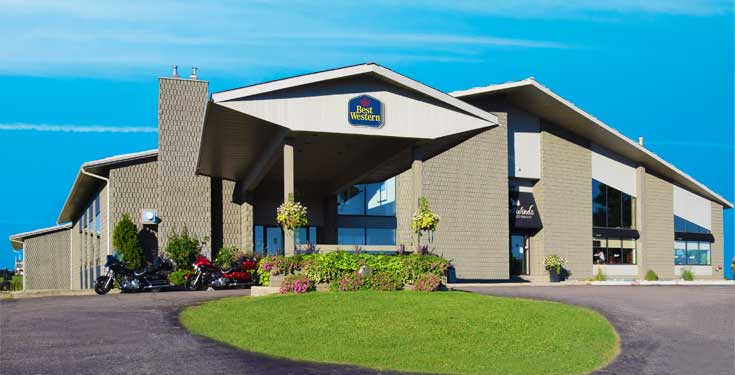 Stay with BEST WESTERN Pembroke Inn & Conference Centre