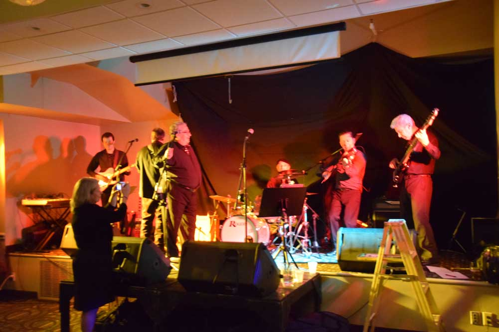New Years Eve 2015 with Eli & the Scramblers