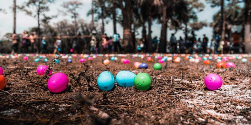 Join us for Pembroke's Easter Egg Hunt