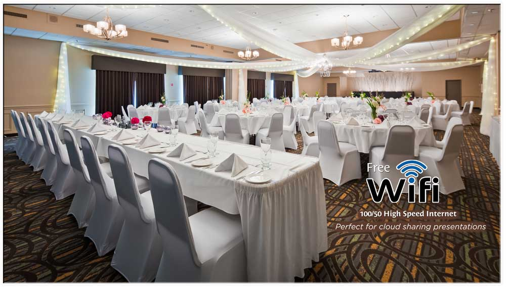Wedding & Banquet Room