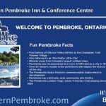 WELCOME TO PEMBROKE, ONTARIO