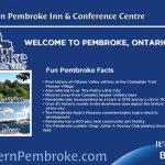 WELCOME TO PEMBROKE, ONTARIO