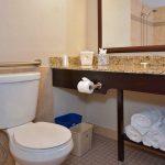 Accessible King Bathroom Counter