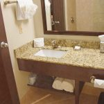 Standard King Bathroom Granite Counters
