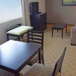 Executive Suite Sitting & Dining Area