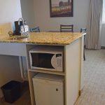Executive Suite Microwave, Mini Fridge & Coffee Maker