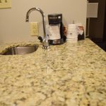 Murphy Queen- Granite Counter, Coffee Maker & Sink