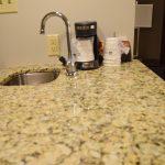 Murphy Queen- Granite Counter, Coffee Maker & Sink