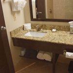 Executive King Bathroom Branite Counter
