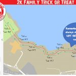 Zombie Run-2k Family Trick-or-treat Route