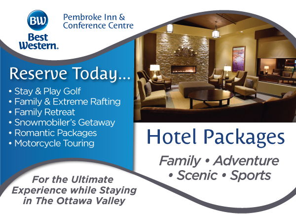 Pembroke's Premier Hotel Packages
