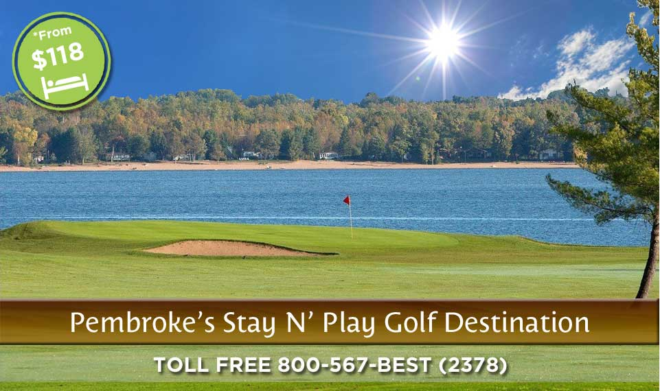 Stay & Play Golf Package