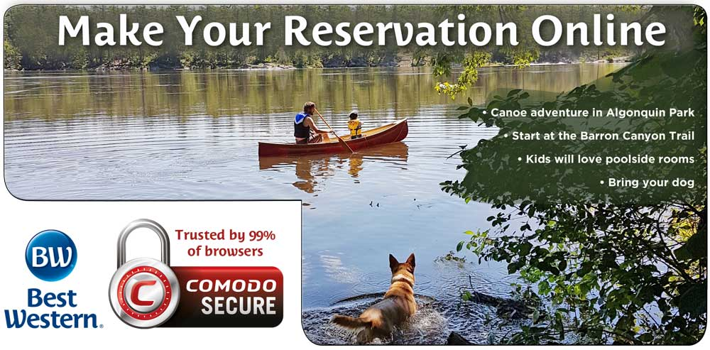 Book Your Algonquin Provincial Park Canoe Adventure