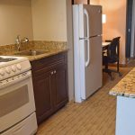 Executive Suite Kitchen Area Full View