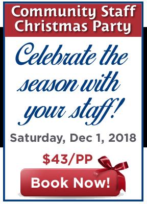Pembroke Community Christmas Business Party