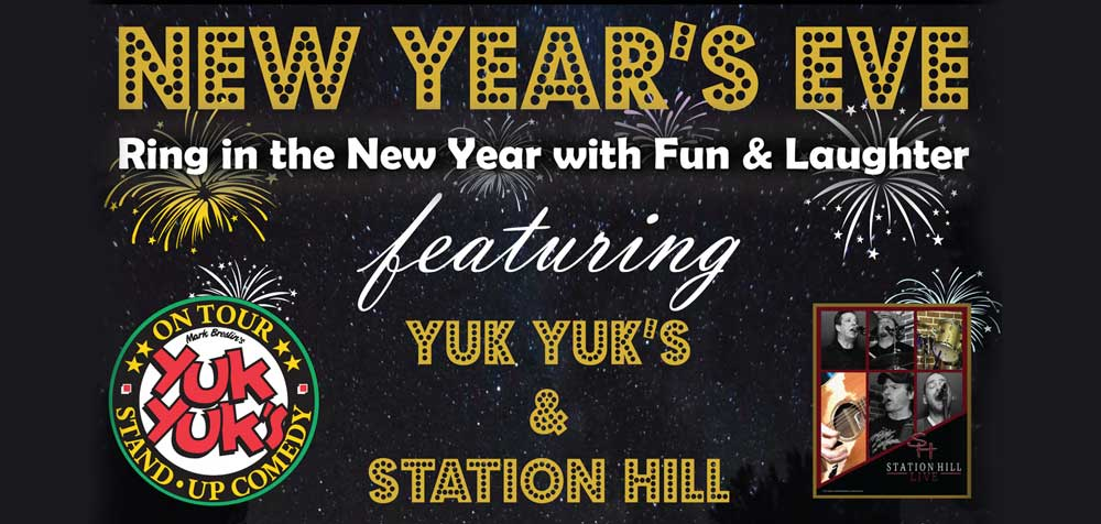 You're Invited to our New Years Eve Party