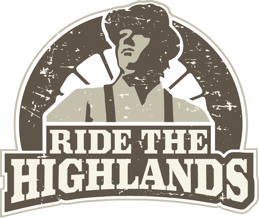 Ride the Highlands Logo