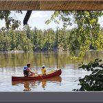 Algonquin Park Family Canoe Trip with Shoreline Lunch
