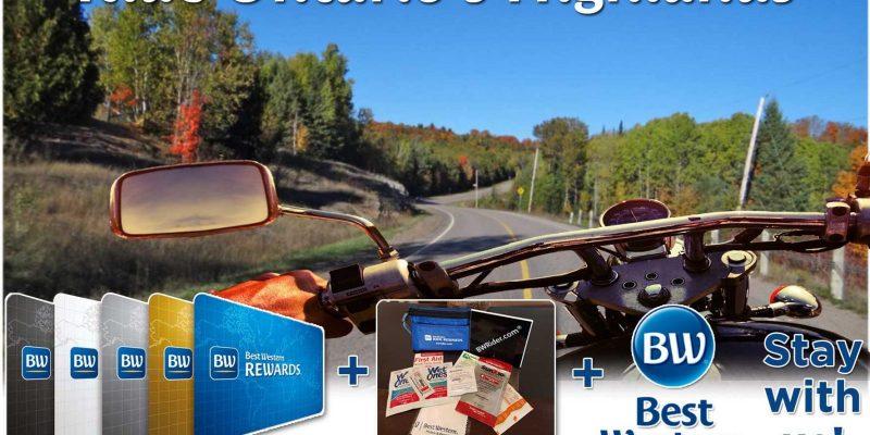 Ride Ontario's Highlands