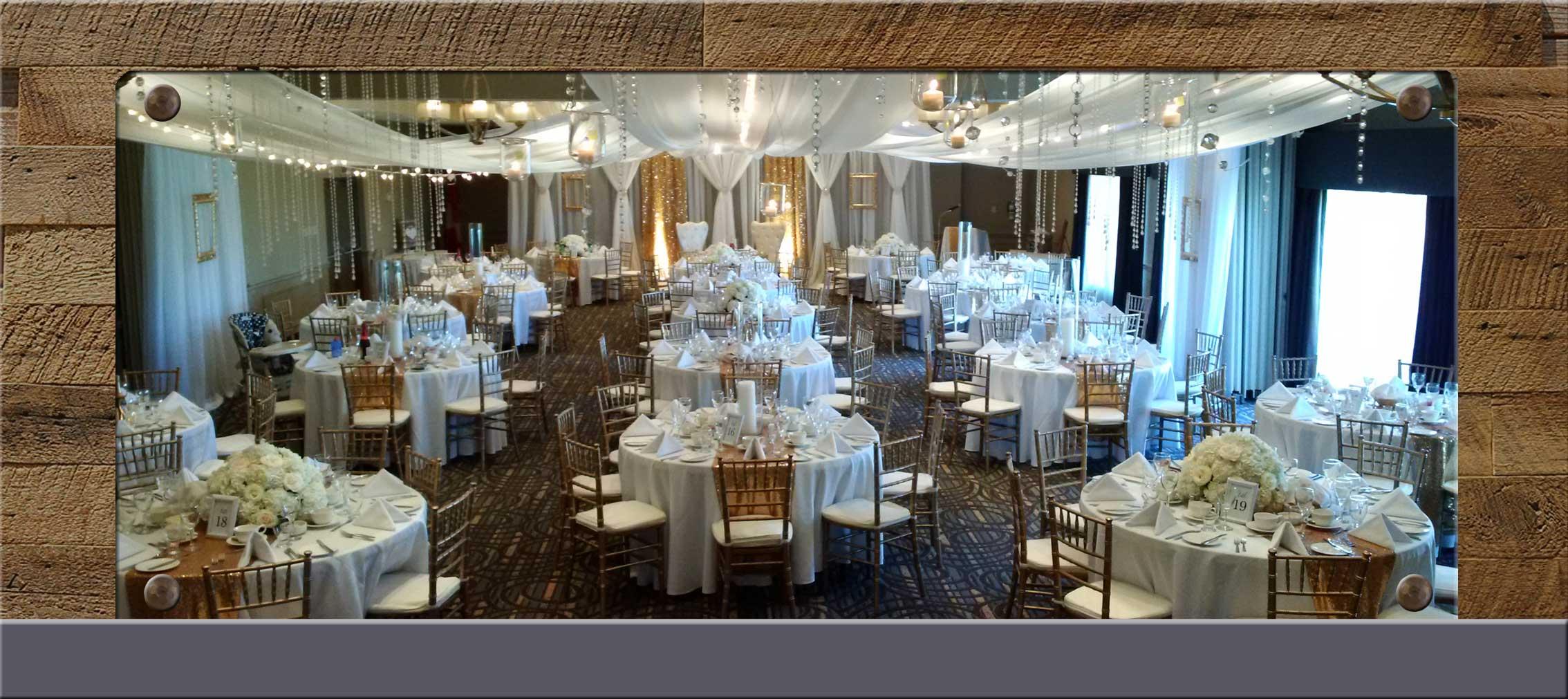 A Rustic Wedding Venue in Pembroke