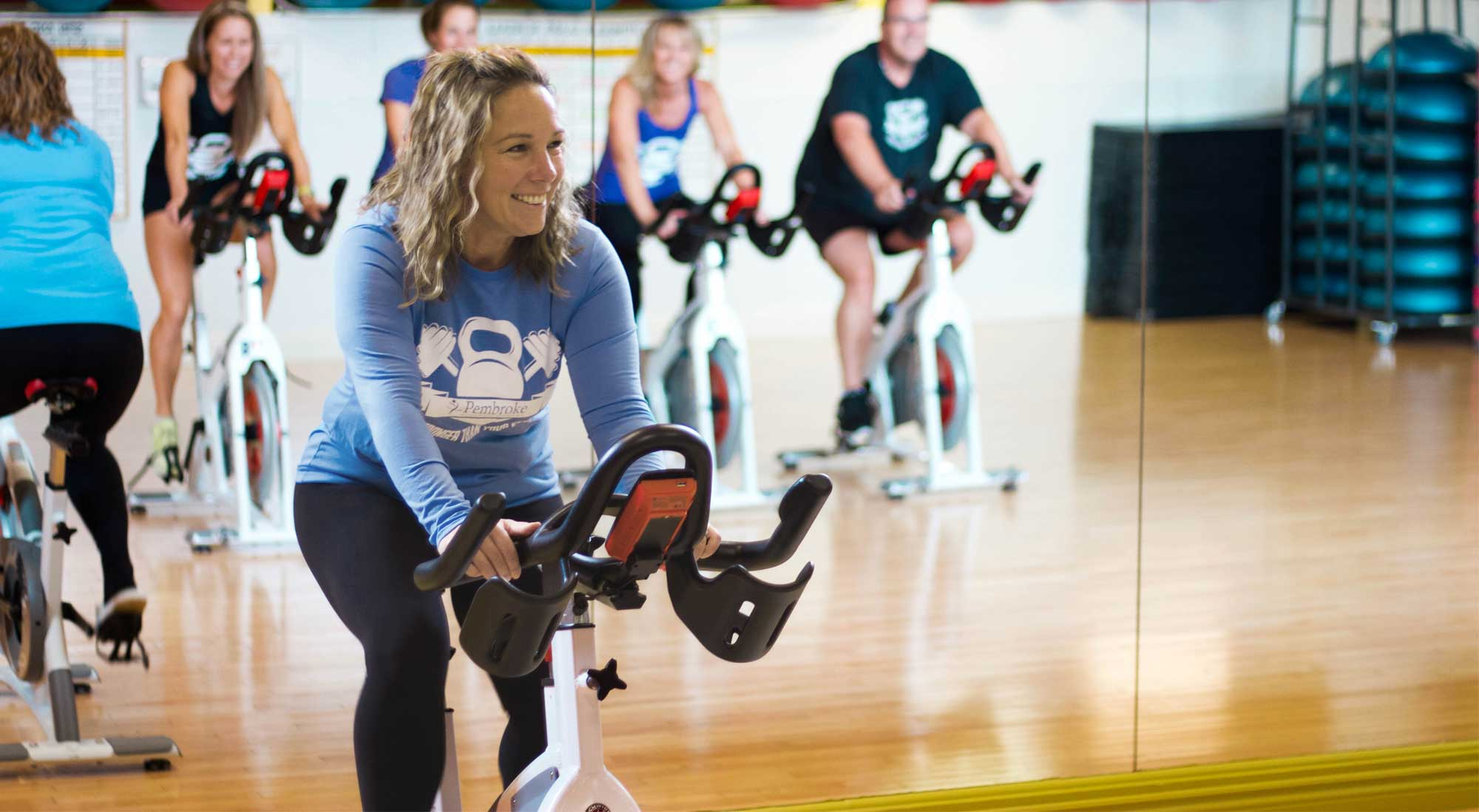 6,000 Square Foot Fitness Facilities