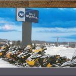 Go Snowmobiling in Pembroke