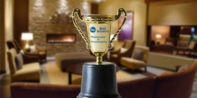 Trophy-Maintenance & Housekeeping