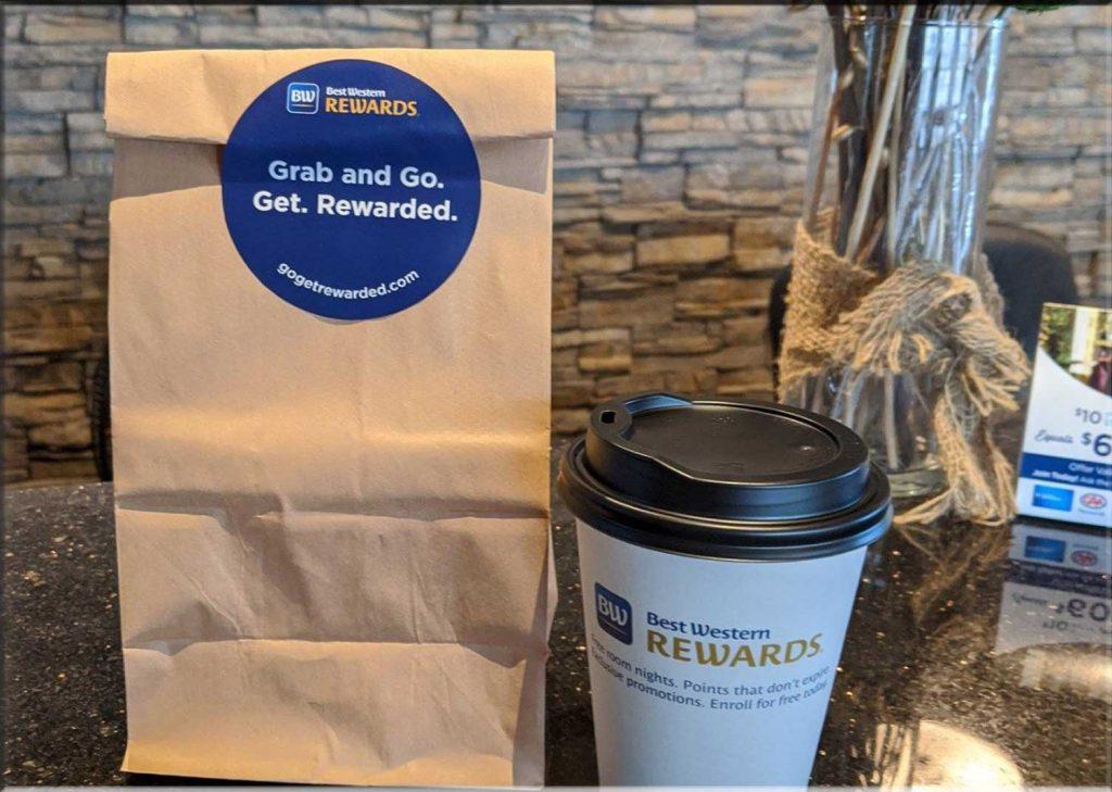 Complimentary Breakfast Grab & Go