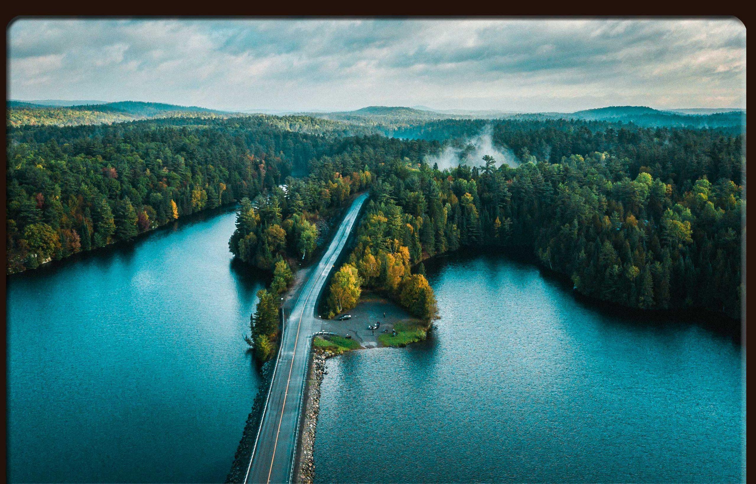 Centennial Lake Road Greater Madawaska