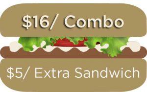Basic Sandwich Combo