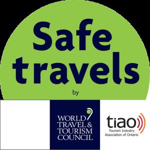 Safe Travels Logo